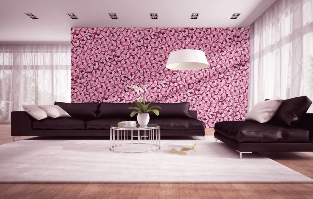 Bloom : Wall Texture Painting Design
