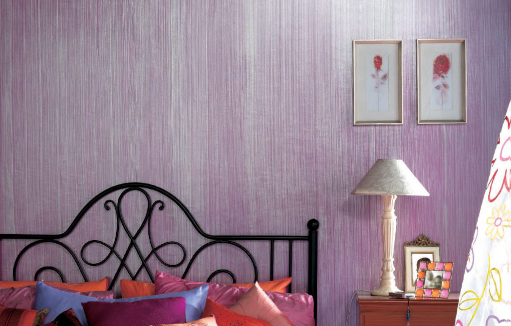 Brushing : Wall Texture Painting Design