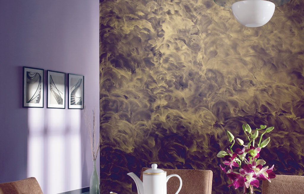 Colorwash : Wall Texture Painting Design