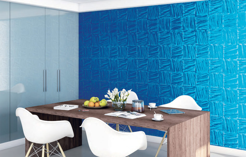 Delta : Wall Texture Painting Design