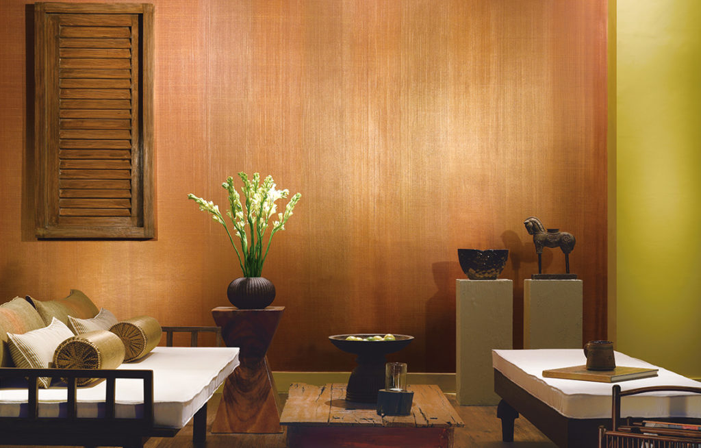 Weaving : Wall Texture Painting Design