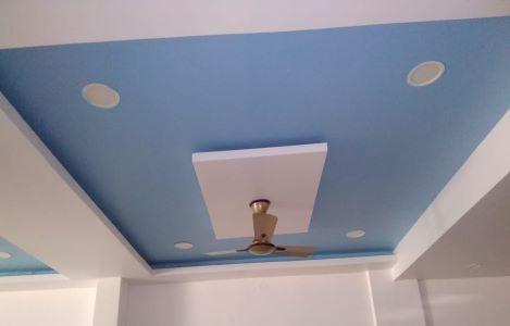 2 Layer Ceiling Design
