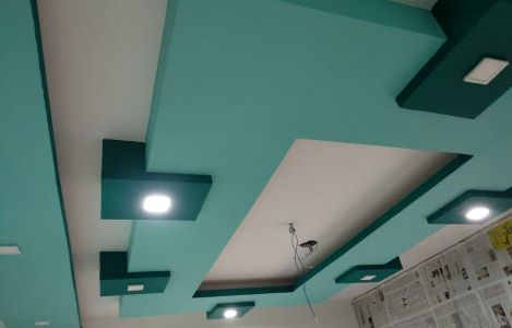 Elegant Ceiling Design