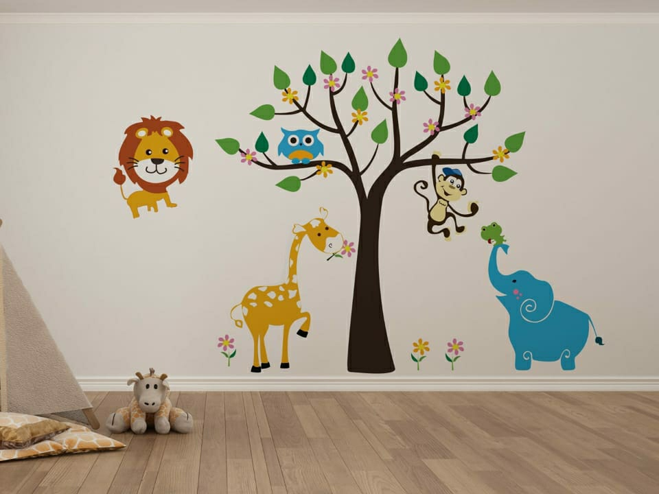 Funny Tree Design